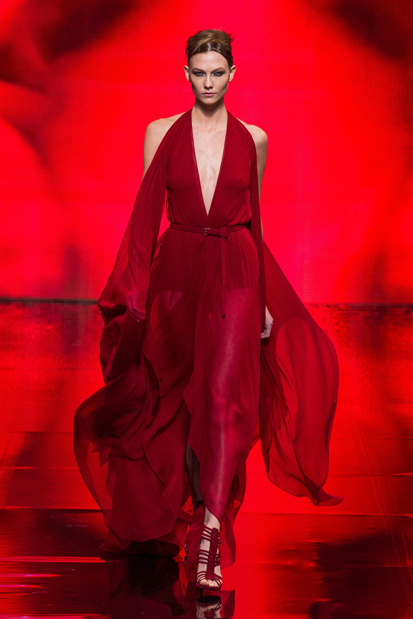 Donna Karan New York Fall 2014 Najlepše haljine sa Nedelje mode