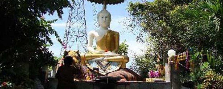 Wat Samphran: Najčudniji hram u Bangkoku