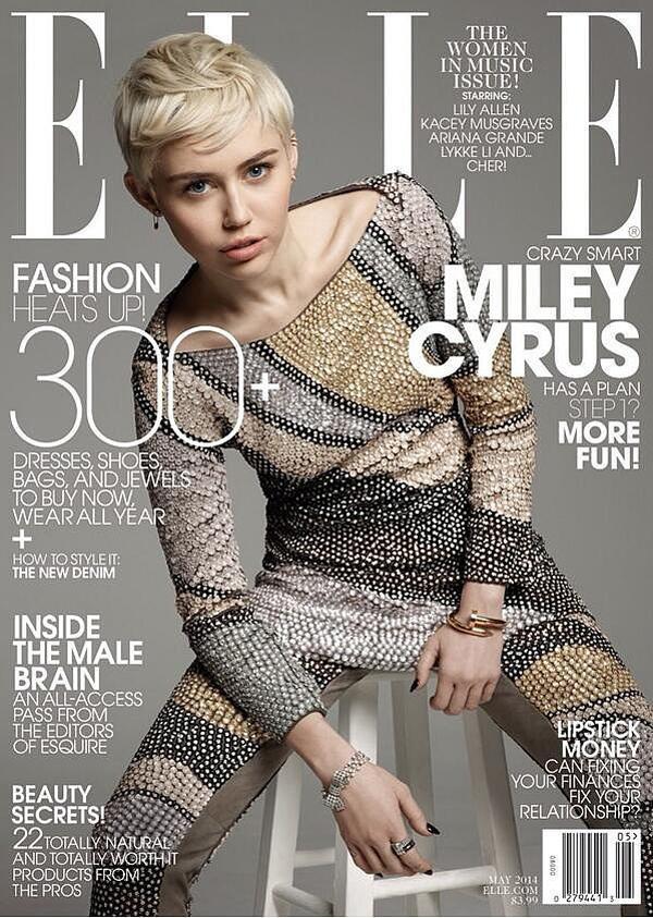 Elle May 2014 Uspešne i seksi: One su zvezde sa naslovnice!