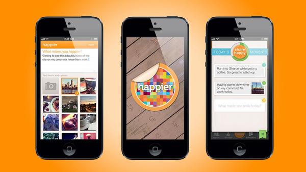 Happier app Happier aplikacija za srećniji internet!
