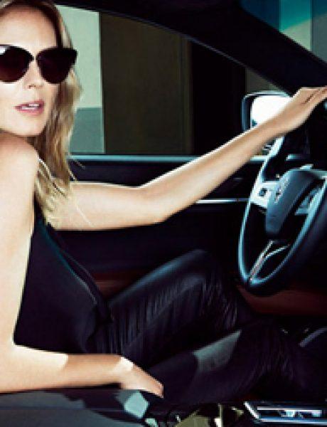 Da li ste za brzu vožnju sa Hajdi Klum?