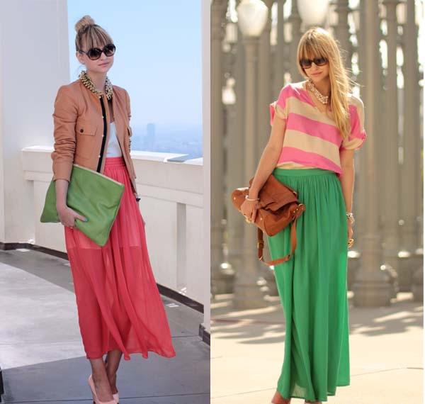 How to Wear a Sheer Skirt11 Deset suknji koje bi trebalo imati