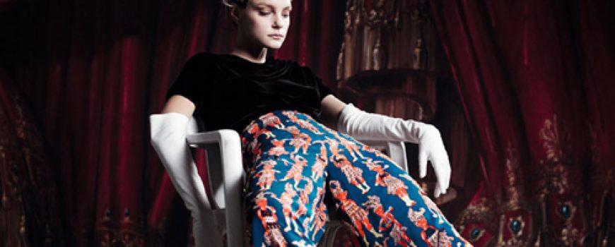 """Džesika Stem pozirala za kineski """"Vogue"""""""