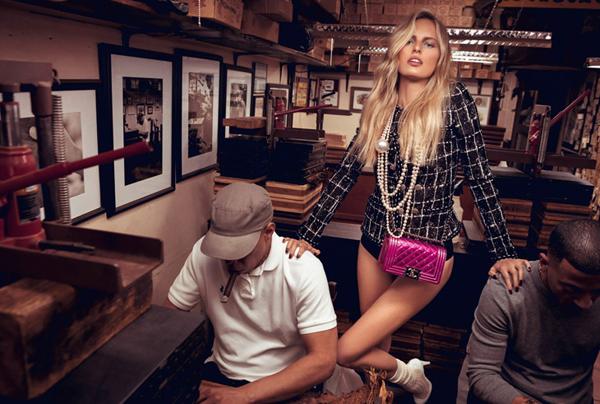 Karolina Kurkova Vogue Mexico Koray Birand 02 Karolina Kurkova za novo izdanje meksičkog magazina Vogue