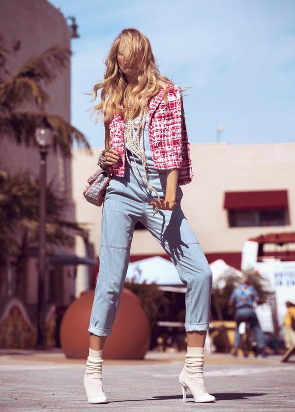 Karolina Kurkova Vogue Mexico Koray Birand 03 Karolina Kurkova za novo izdanje meksičkog magazina Vogue