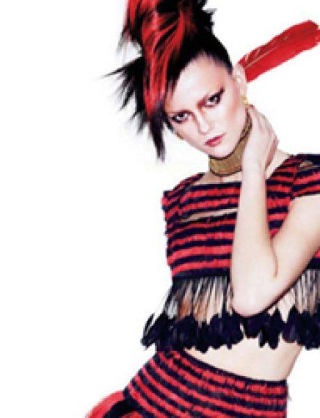 """Kasja Štrus za """"Vogue Japan"""""""