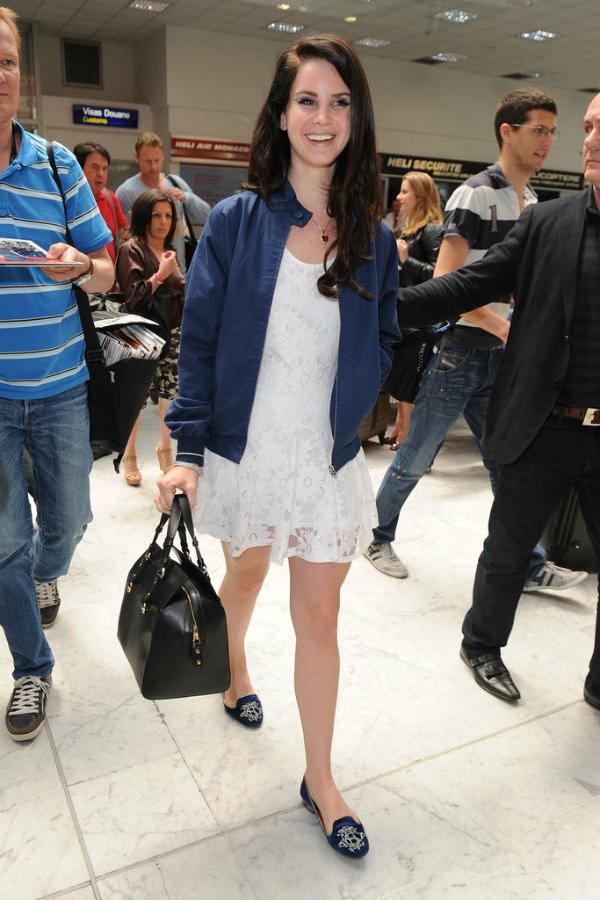 Lana Airport fashion report: Poznate dame putuju sa stilom