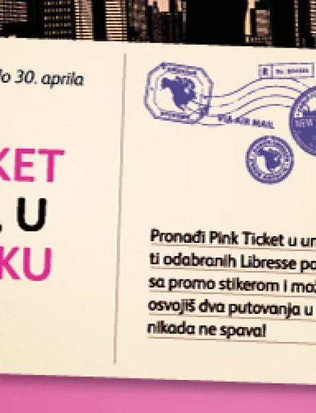 Pink Ticket pronađi, u Njujorku se snađi!