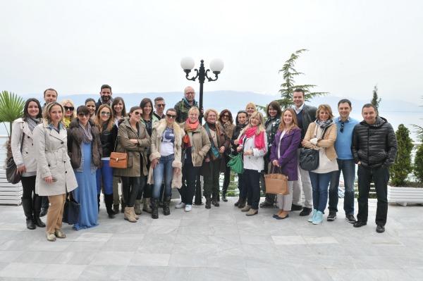 MKD Nivea biseri leta: Prezentacija novih proizvoda za leto na press turi na Ohridu