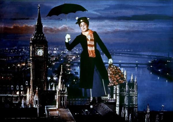 Mary Poppins 1964 Top 10: Kišni momenti na filmskom platnu