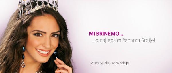 Miss Srbije Sada je vreme da se skida celulit, a ne kada dođe leto!