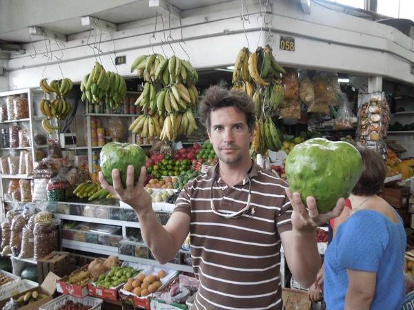 Moritz Fried u Cileu Sladoledna revolucija se proširila od Srbije do Čilea