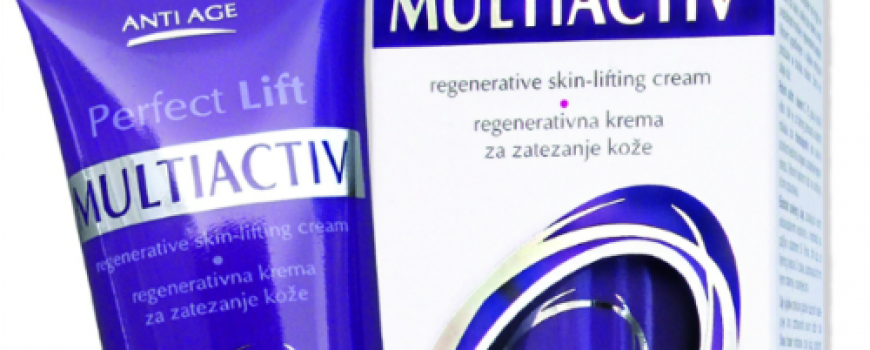 Da vas koža ne pita za godine… Multiactiv Anti Age kolekcija