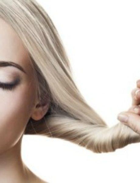 Kako negovati plavu kosu?