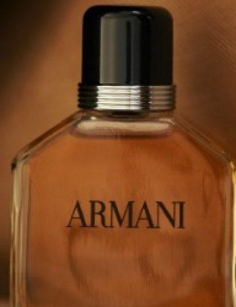 "Giorgio Armani: Novi muški miris ""Eau D'Arômes"""