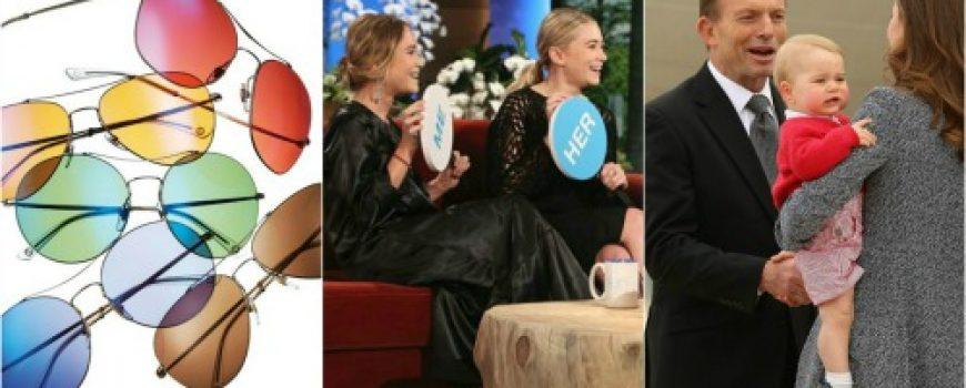 Modne vesti: Gucci noviteti, parfemi sestara Olsen i princ u crvenom
