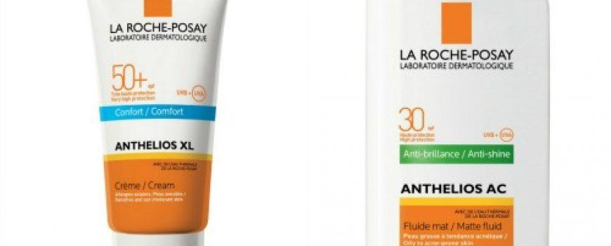 Anthelios XL: Za osetljivu i kožu sklonu netoleranciji na sunce