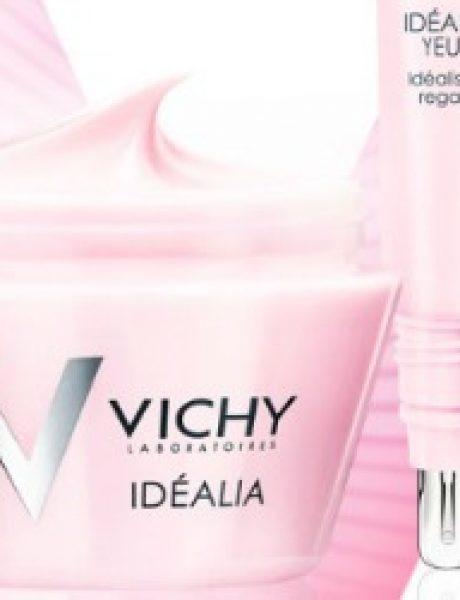 Nova Vichy nega: Idéalia Oči
