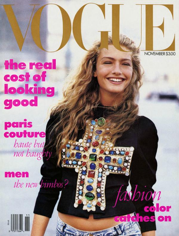 Naslovnica Najznačajnija naslovnica američkog magazina Vogue
