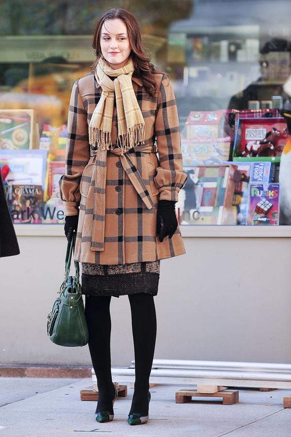 OK Coordinate Your Shoes Your Handbag Kad ste u dilemi zapitajte se: Šta bi uradila Bler Valdorf?