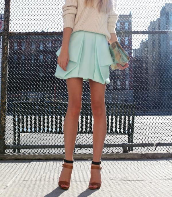 Ograda Trendi krojevi: Osam modela pastelnih suknji koje ćete voleti ovog proleća