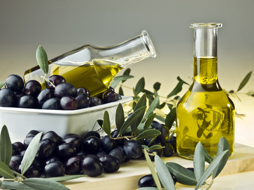 Olive Oil Lepota ulazi na usta: Hrana protiv starenja