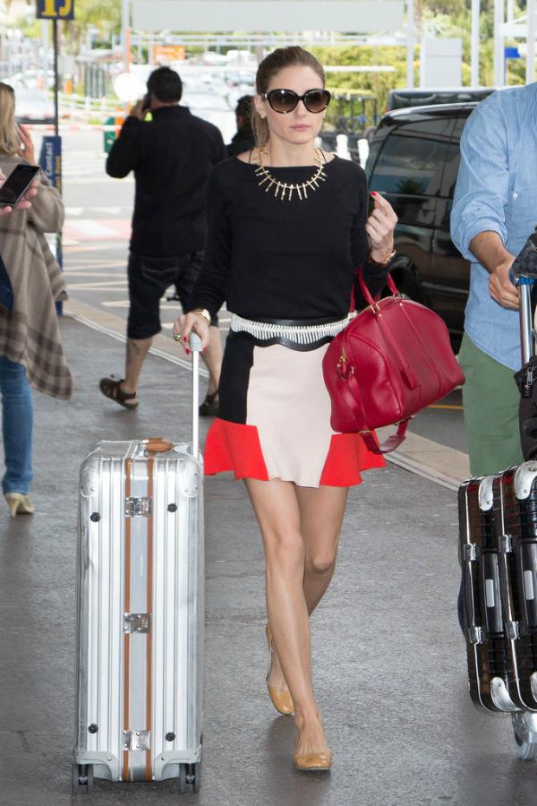 Olivija Airport fashion report: Poznate dame putuju sa stilom