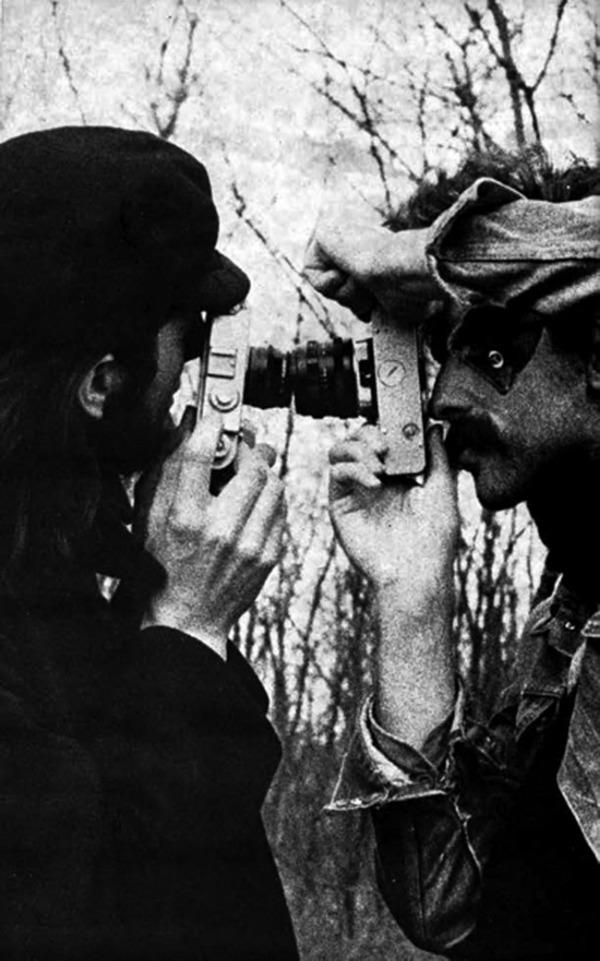 Paja Stankovic  Dokument procesa snimanje crnog pod odredjenim okolnostima  fotografije 1979. Kultura pre svega: Grupa 143 – Radikalno mišljenje u muzeju savremene umetnosti