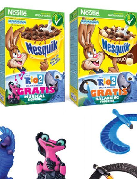 Osvoji i ti: Nestlé žitarice za decu u promo pakovanjima kriju poklone