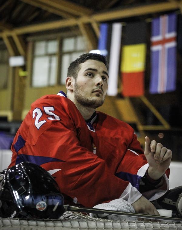 Rankovic na ledu Wannabe intervju: Arsenije Ranković, srpski reprezentativac u hokeju na ledu