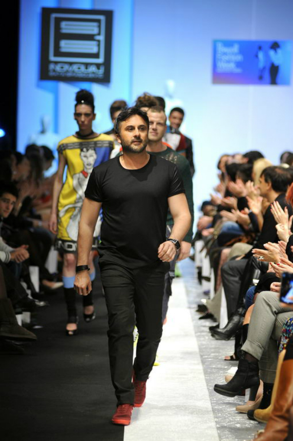 Slika 9 35. Belgrade Fashion Week: Bata Spasojević