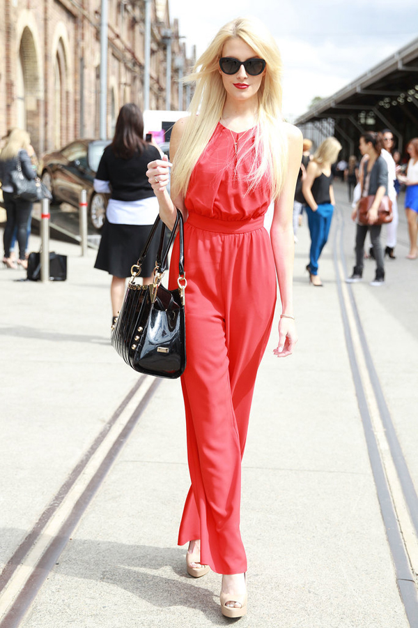 Street Style Australia Fashion Week 1 Street Style u Australiji: Nedelja mode u Sidneju u punom jeku