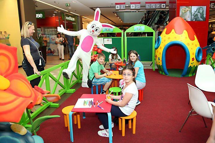 Uskrsnje radosti u USCE SC UŠĆE Shopping Centar i najradosniji praznik