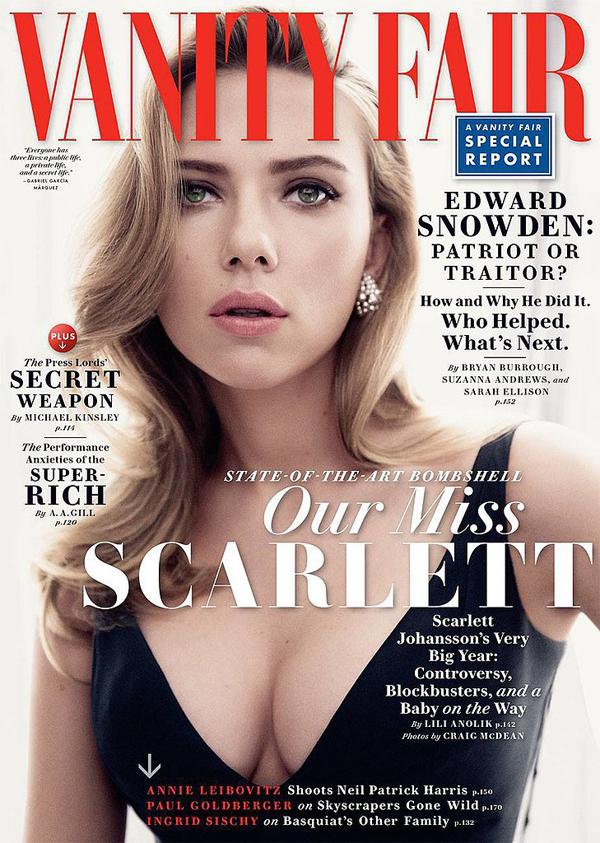 Vanity Fair May 2014 Uspešne i seksi: One su zvezde sa naslovnice!