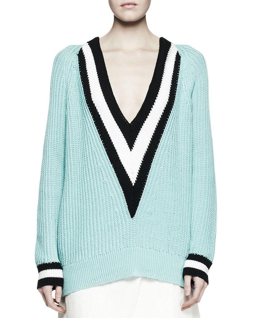 We also love comes perfect Spring pastel 395 Zvezde su odobrile ovaj džemper!