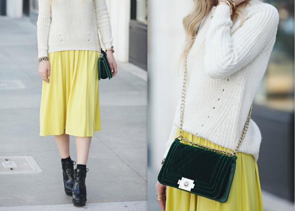 Zuta Trendi krojevi: Osam modela pastelnih suknji koje ćete voleti ovog proleća