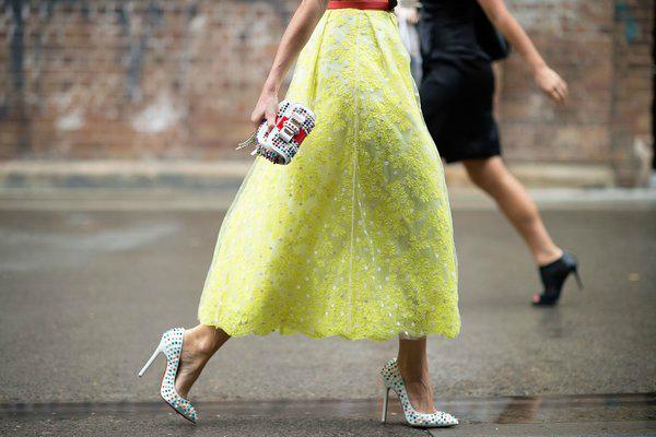Zuta cipka Trendi krojevi: Osam modela pastelnih suknji koje ćete voleti ovog proleća