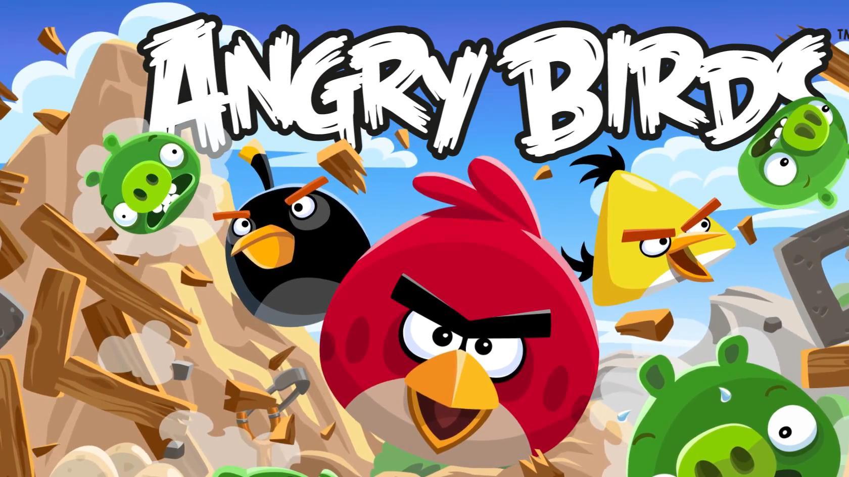 angry birds Ovo više nije kul: Ko još koristi ove gedžete?