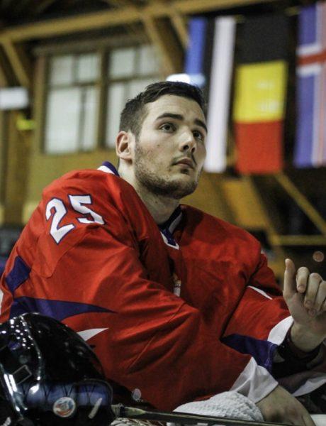 Wannabe intervju: Arsenije Ranković, srpski reprezentativac u hokeju na ledu
