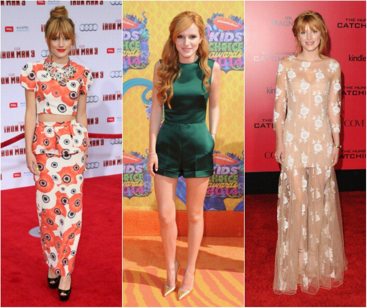bella thorne outfits Zašto je mladi Holivud toliko važan za modnu industriju?