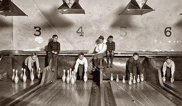 bowling alley pinsetter 1 2 Profesije koje više ne postoje