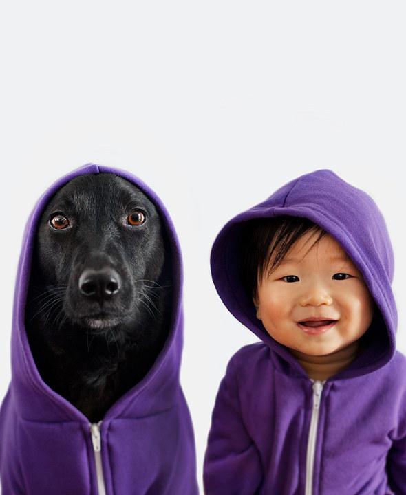 enhanced 27463 1397489118 18 Beba Džasper i njen pas Zoi: Najslađi blizanci na svetu