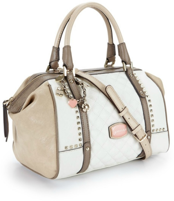 guess white adora bowler bag product 1 16943277 0 433004118 normal large flex Aksesoar dana: Torba Guess