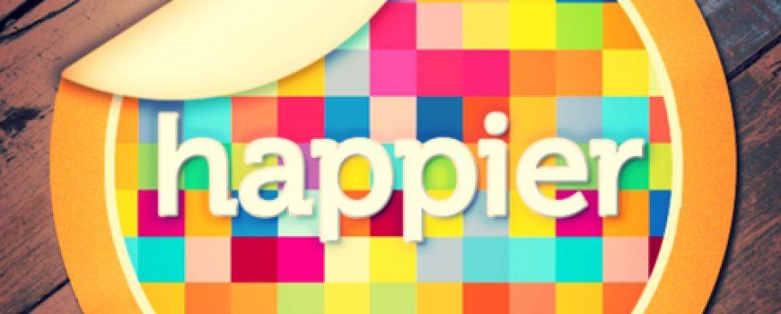 """Happier"" aplikacija za srećniji internet!"