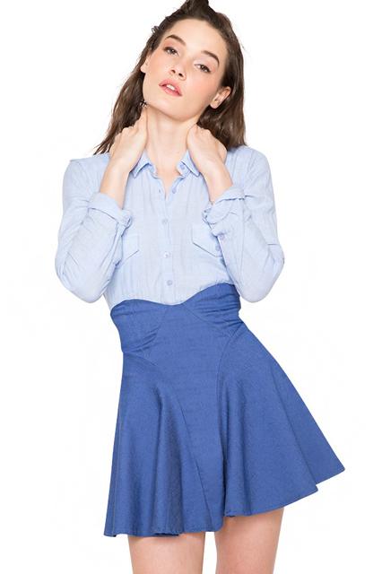 image3 Novi trend: Suknja ili haljina ili... šta?