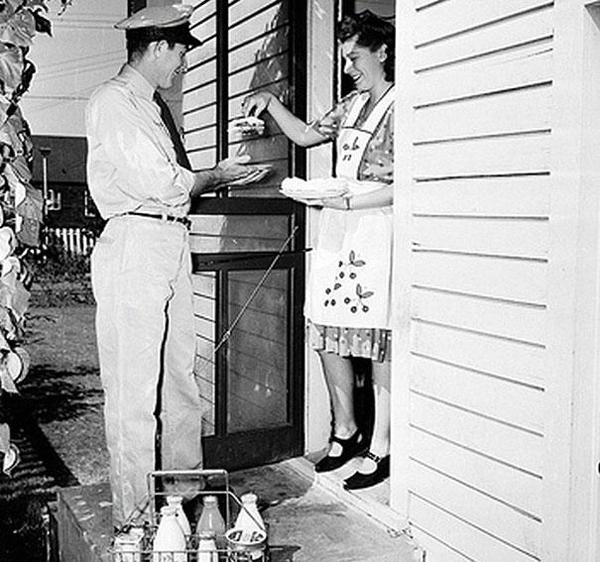 milkman Profesije koje više ne postoje