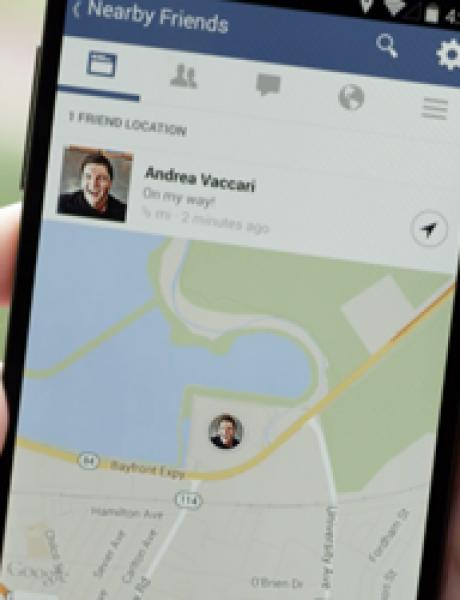Facebook ima novu aplikaciju: Ko ti je u blizini?
