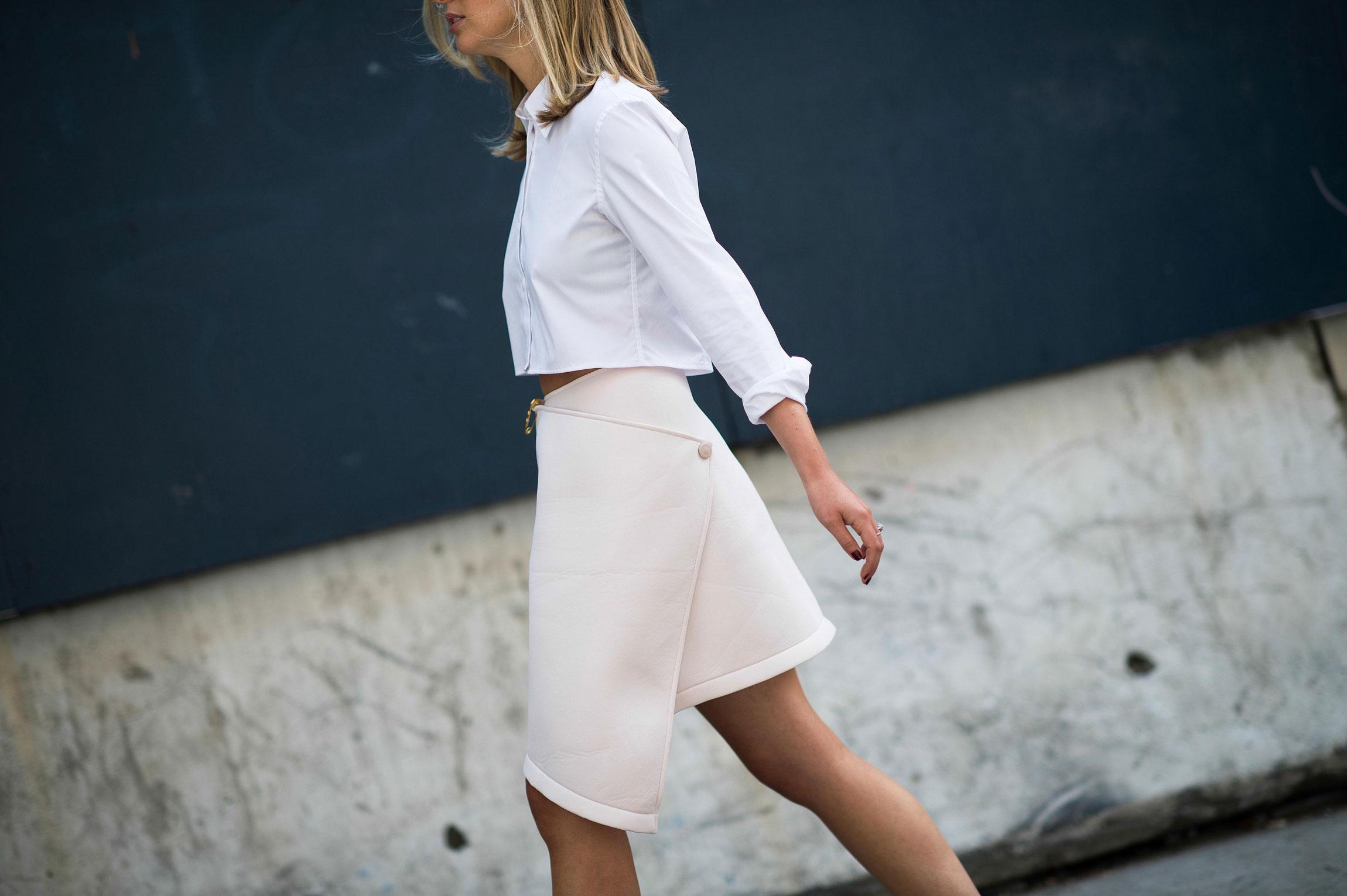 new york fashion week spring 2014 wrap skirt Deset suknji koje bi trebalo imati
