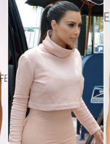 Stil poznatih: Kako trend nalaže, haljina mora da se sastoji iz dva dela