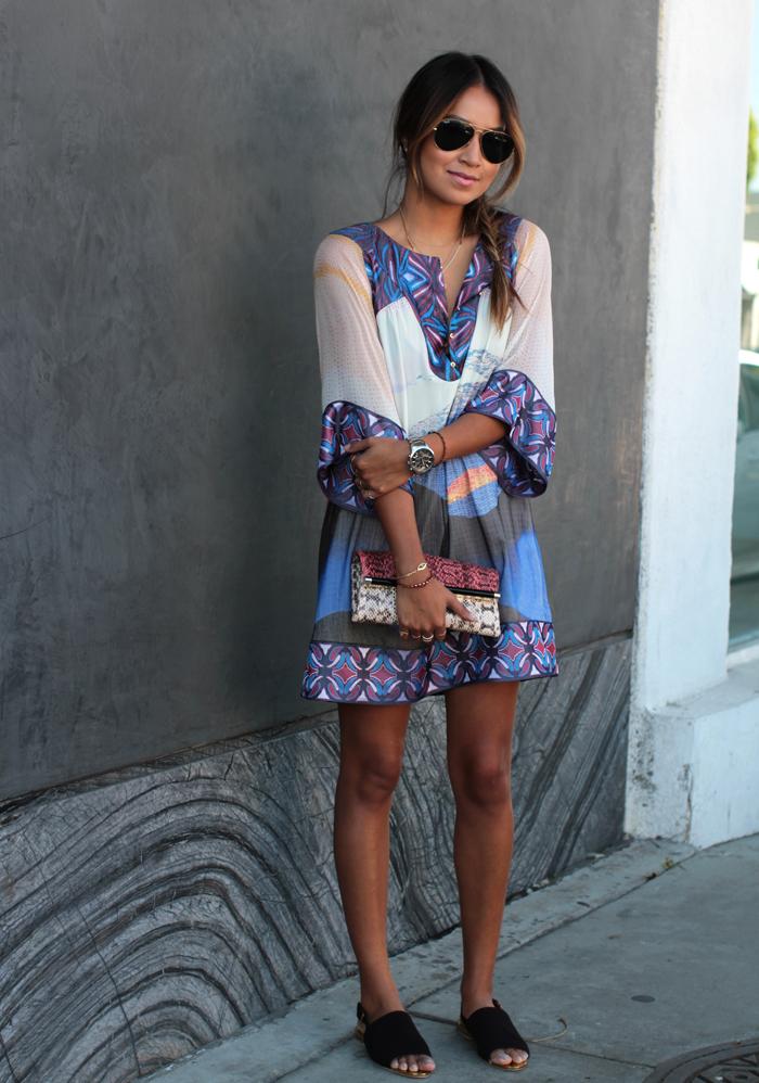 oasis1 Modne blogerke: Najbolji modni stil nedelje